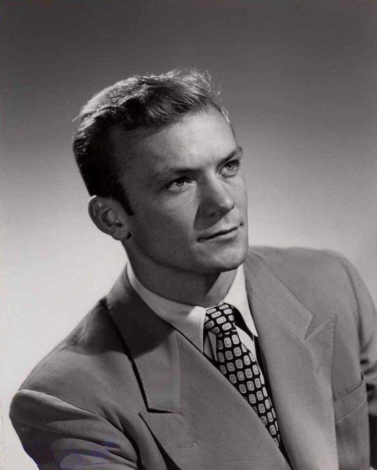 """Aldo RAY (Born : Aldo DaRE,  September 25, 1926 in Pen Argyl, Pennsylvania, USA,  Died : March 27, 1991 (age 64) in Martinez, California, USA)  Height : 6' 0½"""" (1,84 m)"""