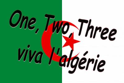 JE SUIS ORIGINE ALGERIEN ET FIERE