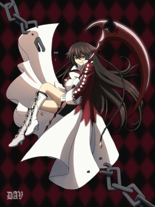 Alice (B-Rabbit sous sa forme de Chain)