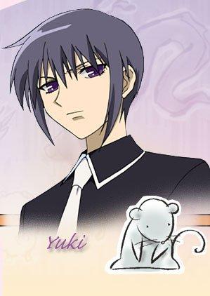 Yuki, le rat