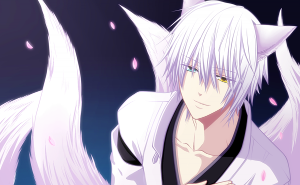 Sōshi Miketsukami (御狐神 双熾 Miketsukami Sōshi?)