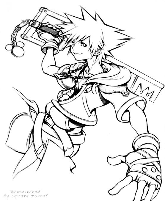Quelques Artworks de Nomura ^^