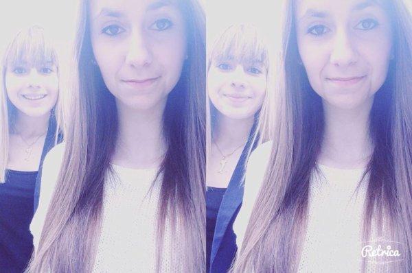 Ma meilleure amie, ma vie♥
