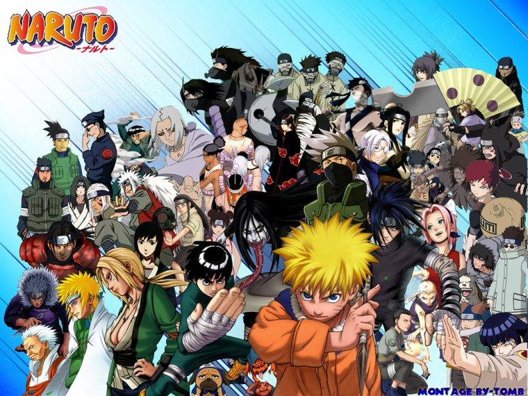 Spécial Naruto!!