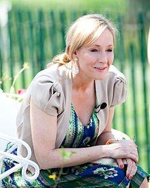 Biographie de Joanne Kathleen Rowling (J.K Rowling)