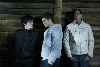 Gorka, Cabano y Isaac