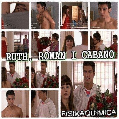 Ruth avec Roman ou avec Cabano