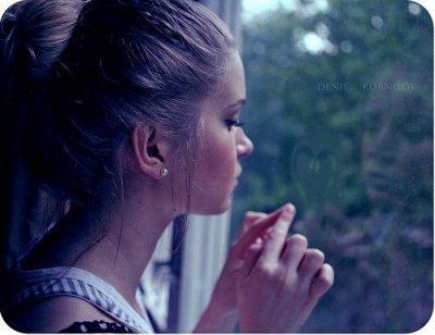 Elle était amoureuse...