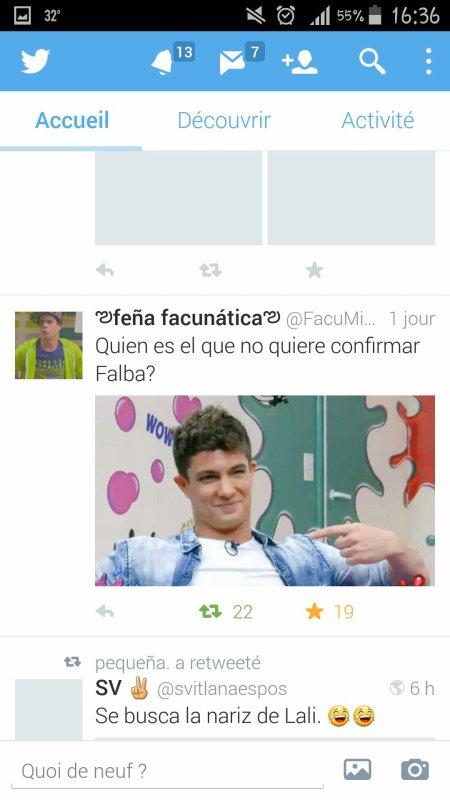 Falba c confirmer enfin