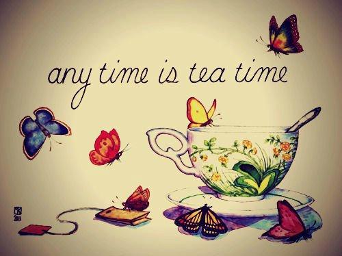 En attente de nouveaux thé blancs