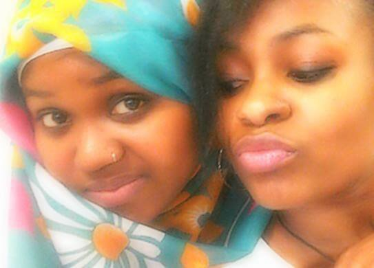me and my couz <3 je l'aime <3