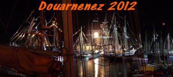 DOUARNENEZ 2012 FETE DU BATEAU