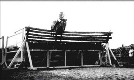 record du monde de saut d'obstacles