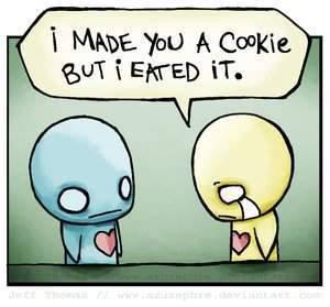 Chapitre #1 - Une histoire de Cookie