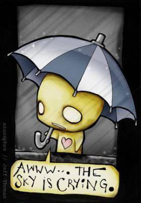 Chapitre #3 - Après la pluie vient le beau le temps