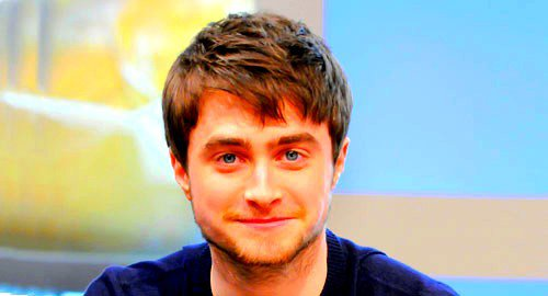Daniel Radcliffe alias Harry Potter.