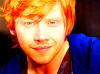 Rupert Grint alias Ron Weasley.