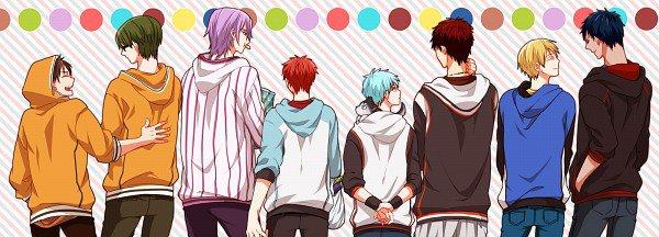 Kuroko no Basket L'Anime Saison 2