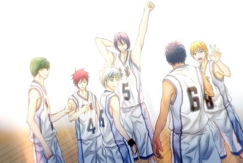 Kuroko no Basket L'anime OAV