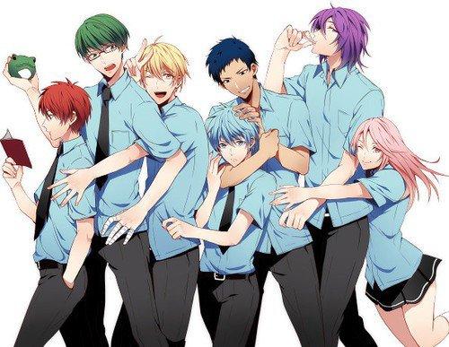 Kuroko no Basket L'Anime Saison 1
