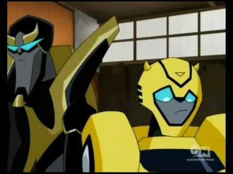 OS Transformers Animated : La farce