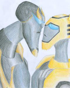 OS Transformers Animated : Dispute, baisser, choc