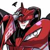 OS Transformers Prime : Jalousie