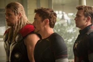 OS Avengers : Conversation groupée
