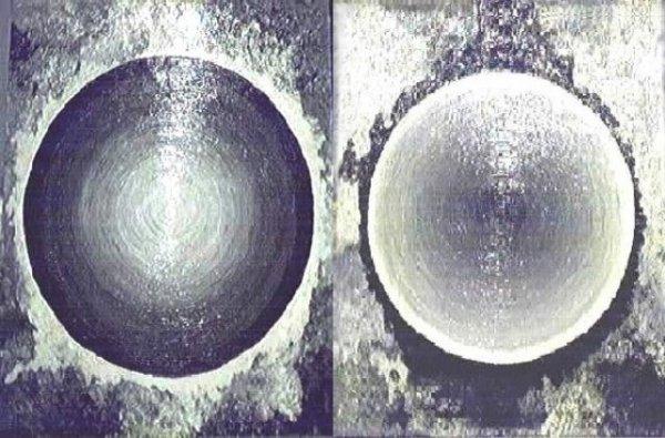 """""""LUNE POSITIF ET NEGATIF""""Tableaux planétaires zodiacal RADIONIQUES DES FORMES ET COULEURS  huile sur toile, 70 sur 50 cm.,EN RELIEFS ET VERNIS. COLLECTION ACQUERIR."""