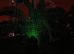 天文学超強力レーザーポインター