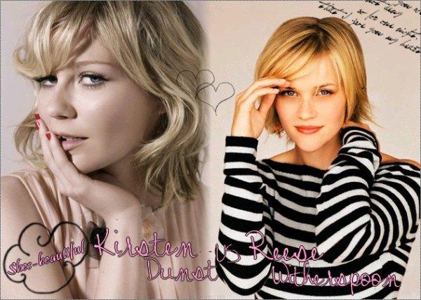Kirsten VS Reese !!!!!!!