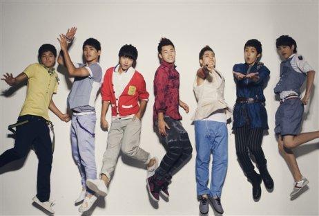 Infinite - K-Groupe