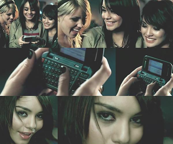 Découvrez un ancien single de Vanessa Hudgens « Say Ok » datant de septe' 2006 au USA.