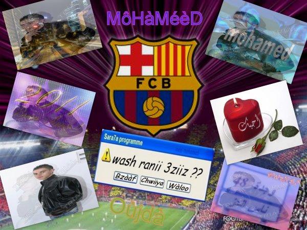 MOHAMMED vS Barca