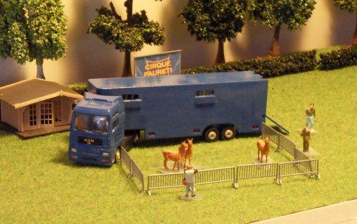 Convoi des lamas