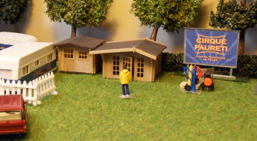 Adieu petites cabanes...