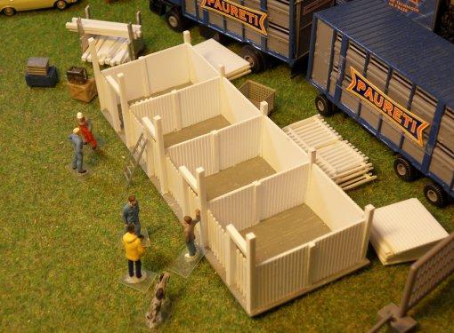 Les boxes des chevaux 05