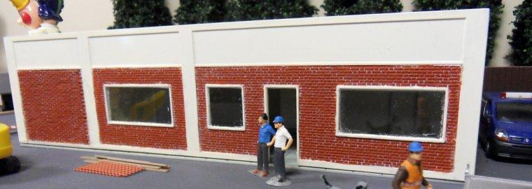 Bâtiment administratif 14