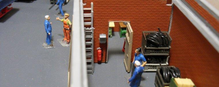 Bâtiment stockage 14