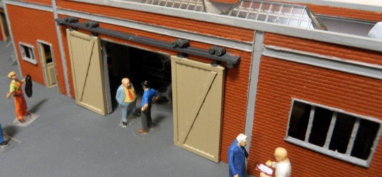 Bâtiment stockage 17