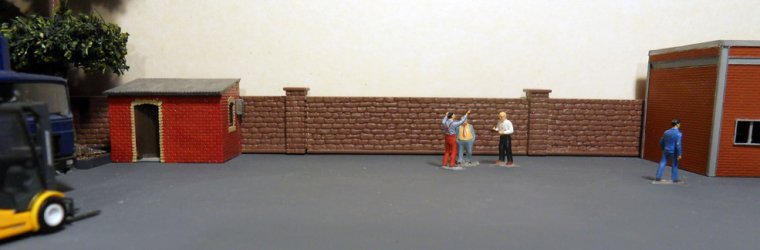 Bâtiment stockage 18