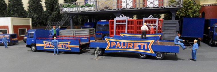 Convois parade