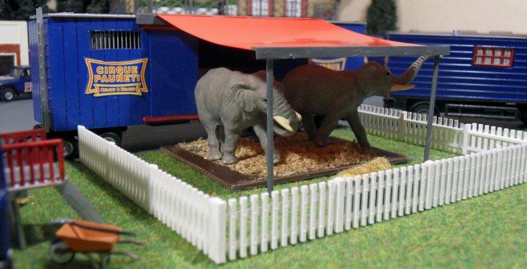Amélioration convoi des éléphants 08 et fin