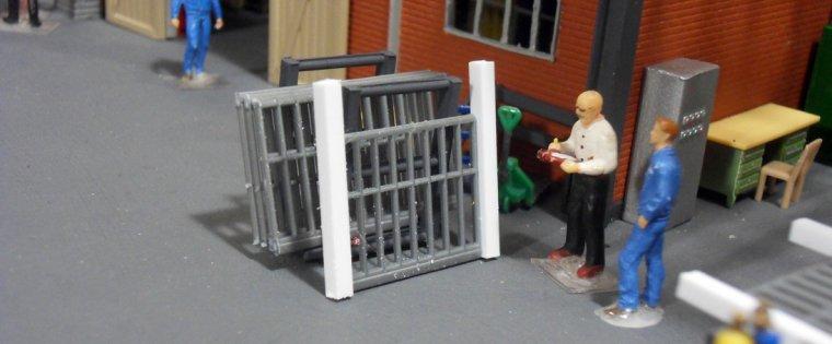Remorque basse, Transport d'animaux 08