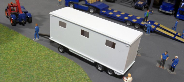 Remorque basse, Transport d'animaux 13
