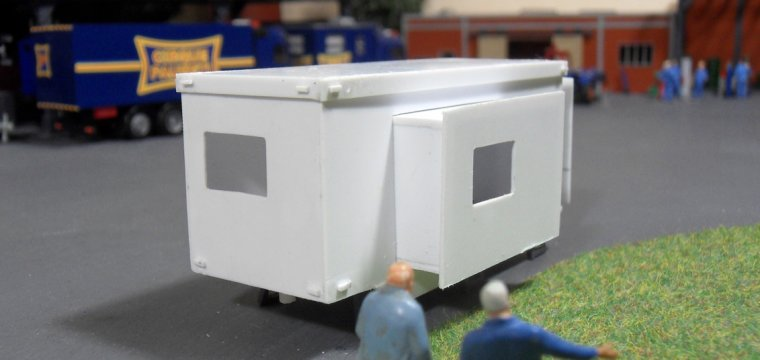 Petite remorque à tiroirs 08