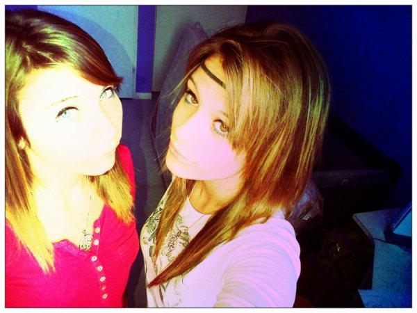 Stacy et Zélia <3