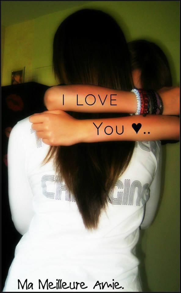 Stacy et Zélia. ♥ $: