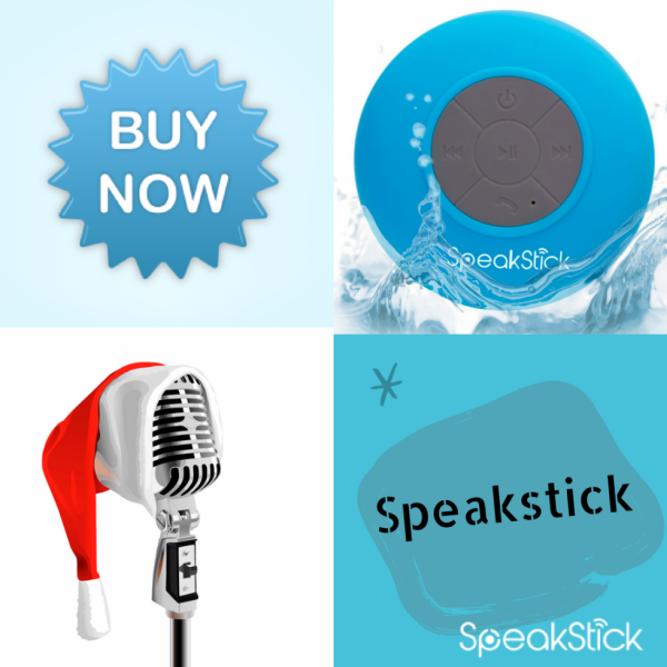 SPEAKSTICKS: Perfect gift for Christmas
