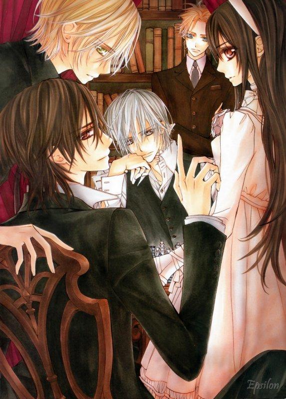 † Vampire Knight †